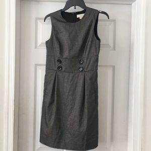 Michael Kors Sleeveless Pocket Dress